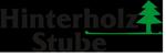 HINTERHOLZSTUBE Logo